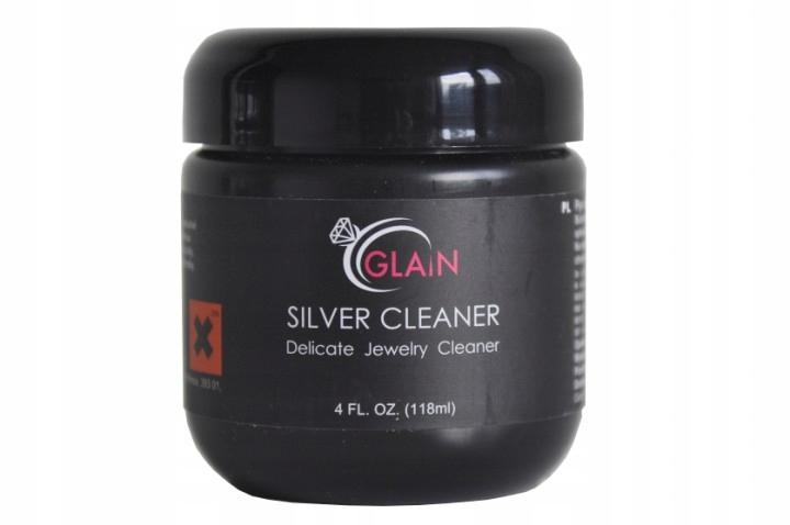GLAIN płyn do czyszczenia srebra 118ml C002J