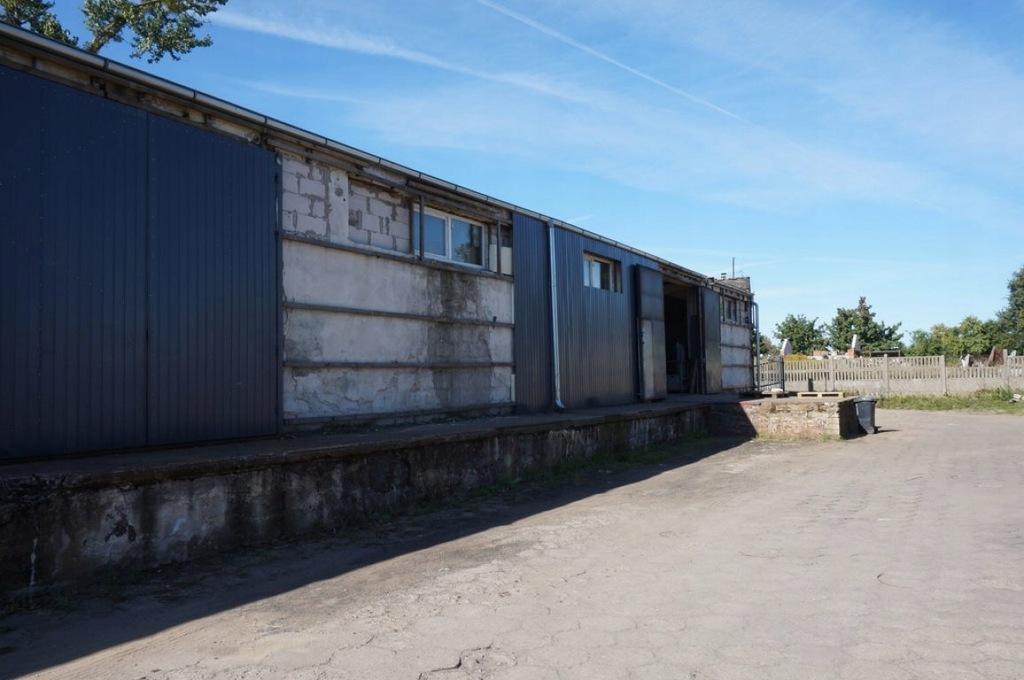 Magazyny i hale, Strzelce Krajeńskie, 1206 m²