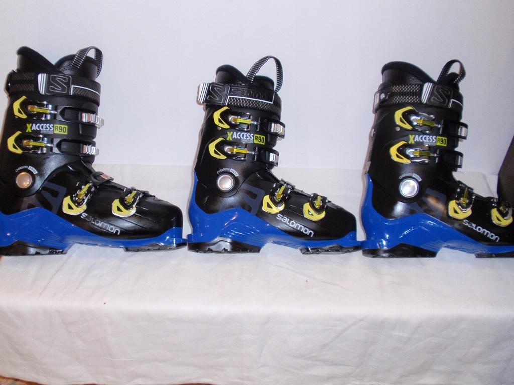 pakiet butów Salomon X-Access R80
