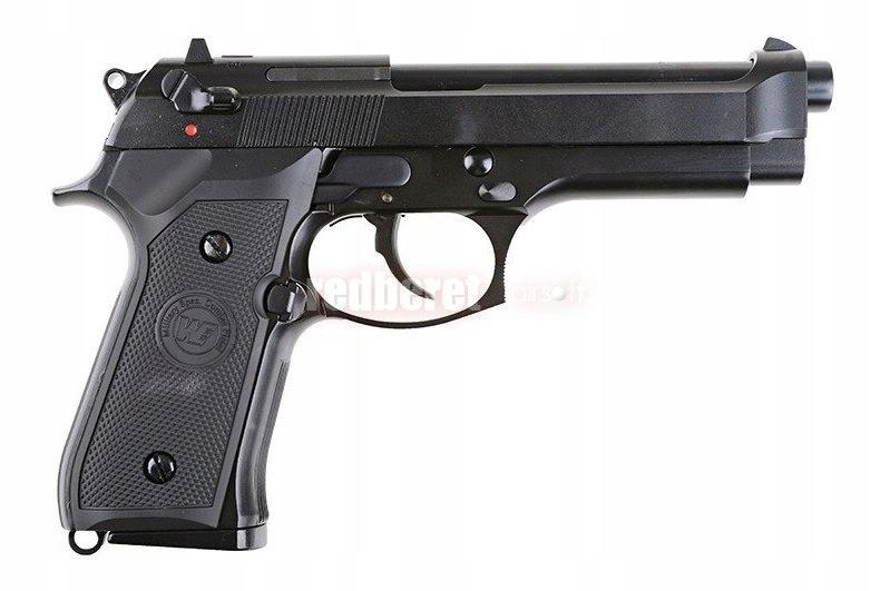 WE - Replika Beretta M92 Full Metal