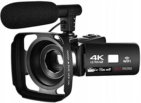 Kamera CenZo 4K WiFi