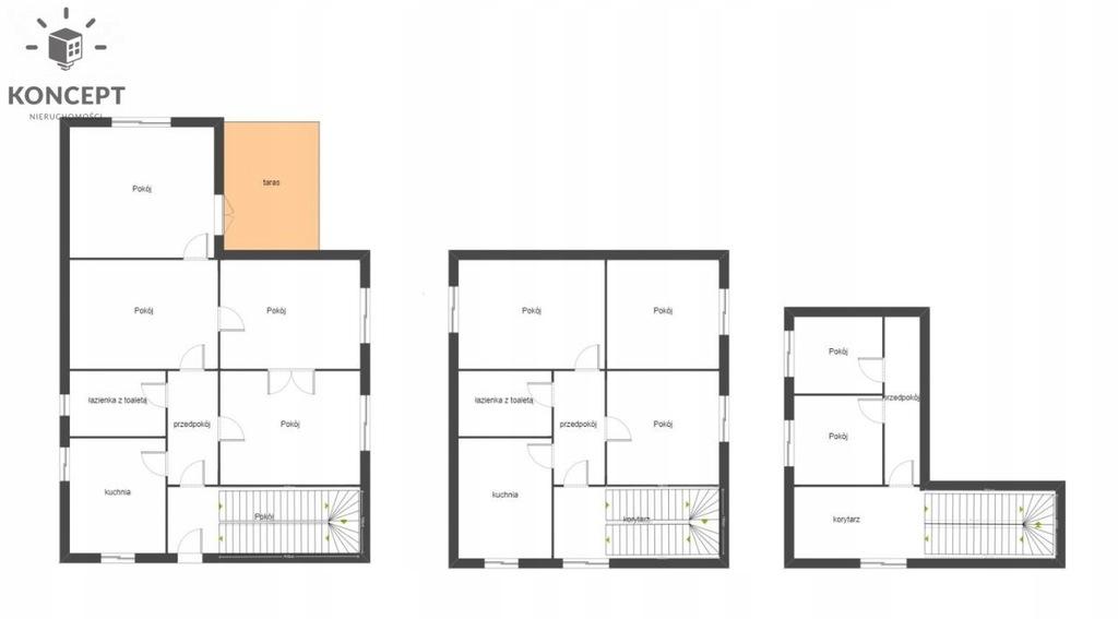 Dom, Wrocław, Krzyki, Borek, 300 m²