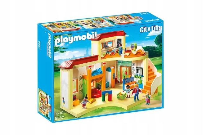 Playmobil City 5567 Przedszkole promyk słońca