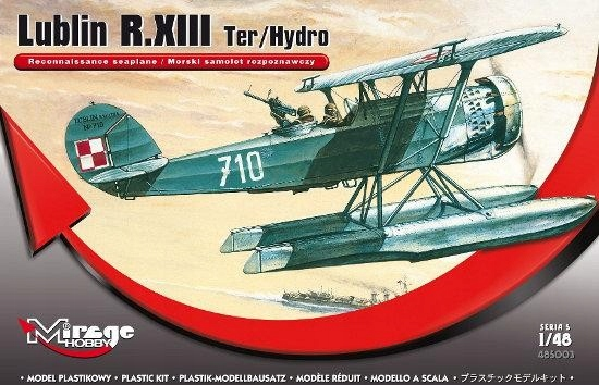 Mirage Lublin R.XIII Ter/Hydro Morski