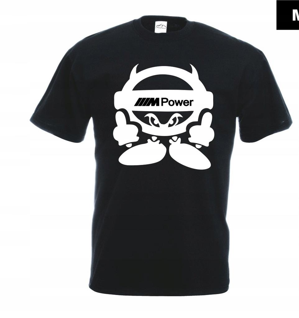 Koszulka Diabeł MPOWER rozm.L MT384