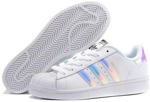 buty adidas damskie superstar biało czarne r39