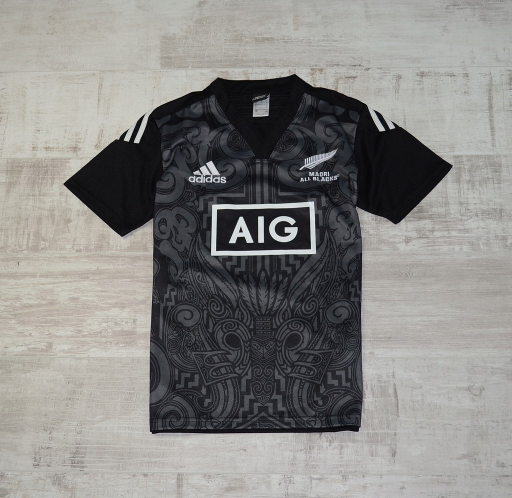 ADIDAS ALL BLACKS MAORI 2016 JERSEY S