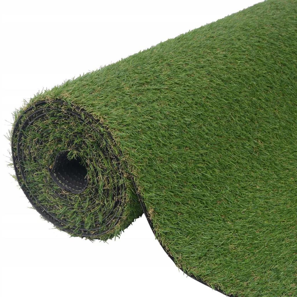 Sztuczna trawa 1x10 m/20-25 mm zielona