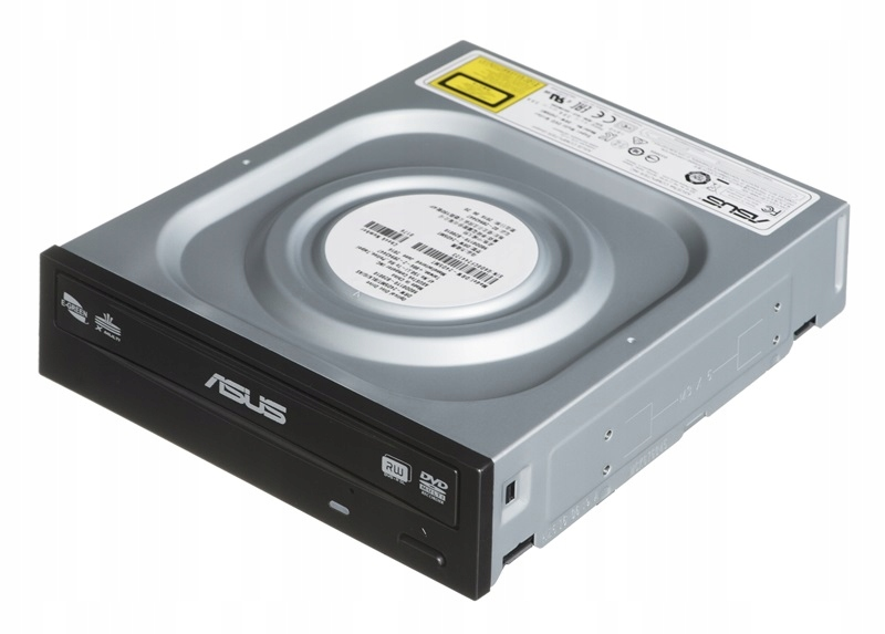 Napęd optyczny ASUS DRW-24D5MT/BLK/B/AS DVD+/-RW