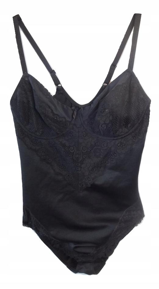 Body damskie Marks&Spencer 38B 85B czarne