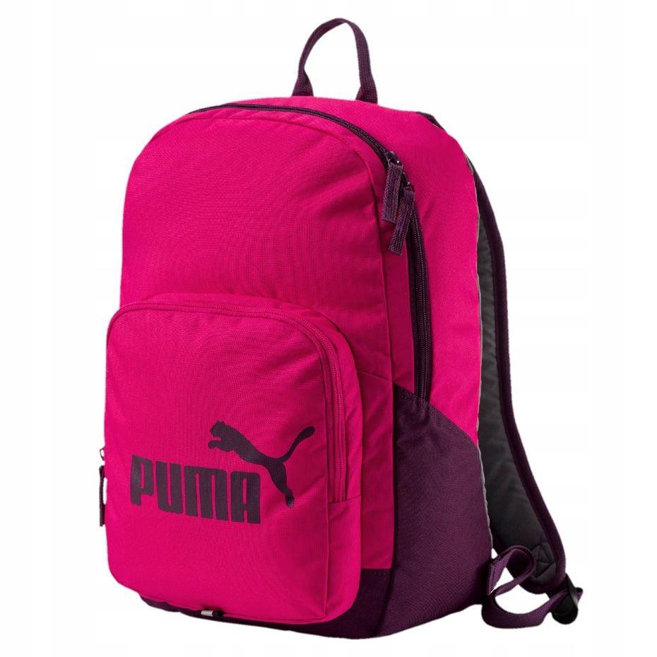 Plecak Szkolny Puma Phase Rozowy 21l 6941851178 Oficjalne Archiwum Allegro