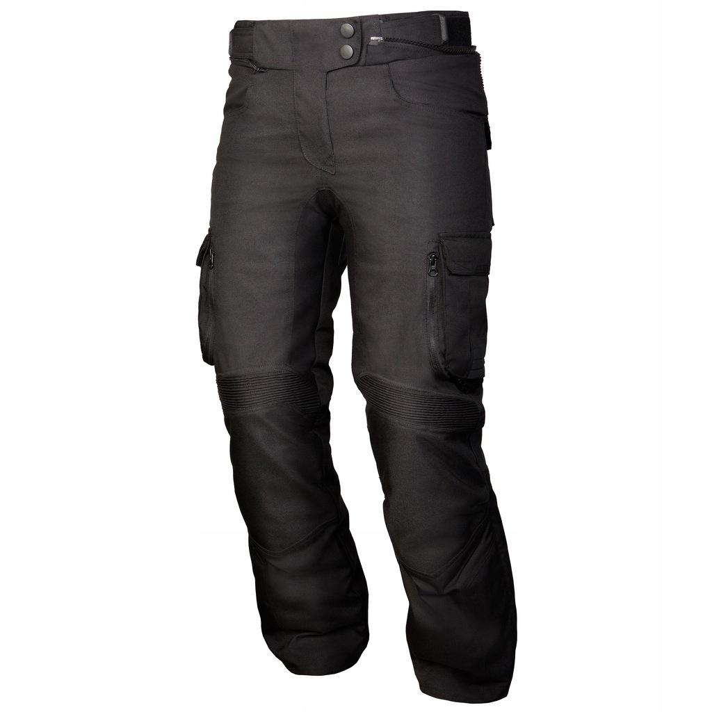 OZONE CARGO II LADY BLACK spodnie tekstylne gratis