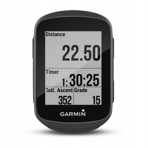 GARMIN EDGE 130 licznik GPS z obsługą STRAVA
