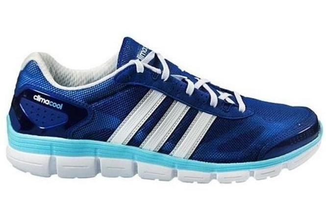 Buty Adidas ccFRESH CLIMACOOL M18179 niebieskie 46