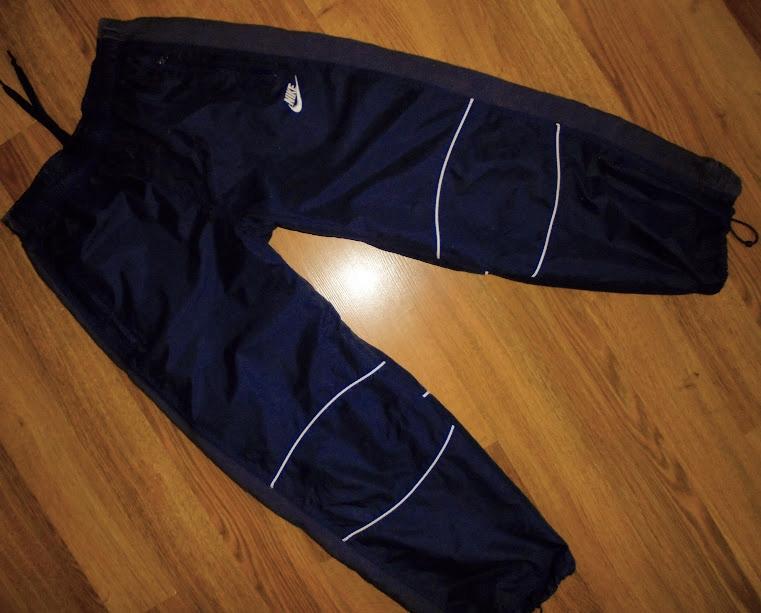 NIKE spodnie dresowe ZIP roz.M / 152