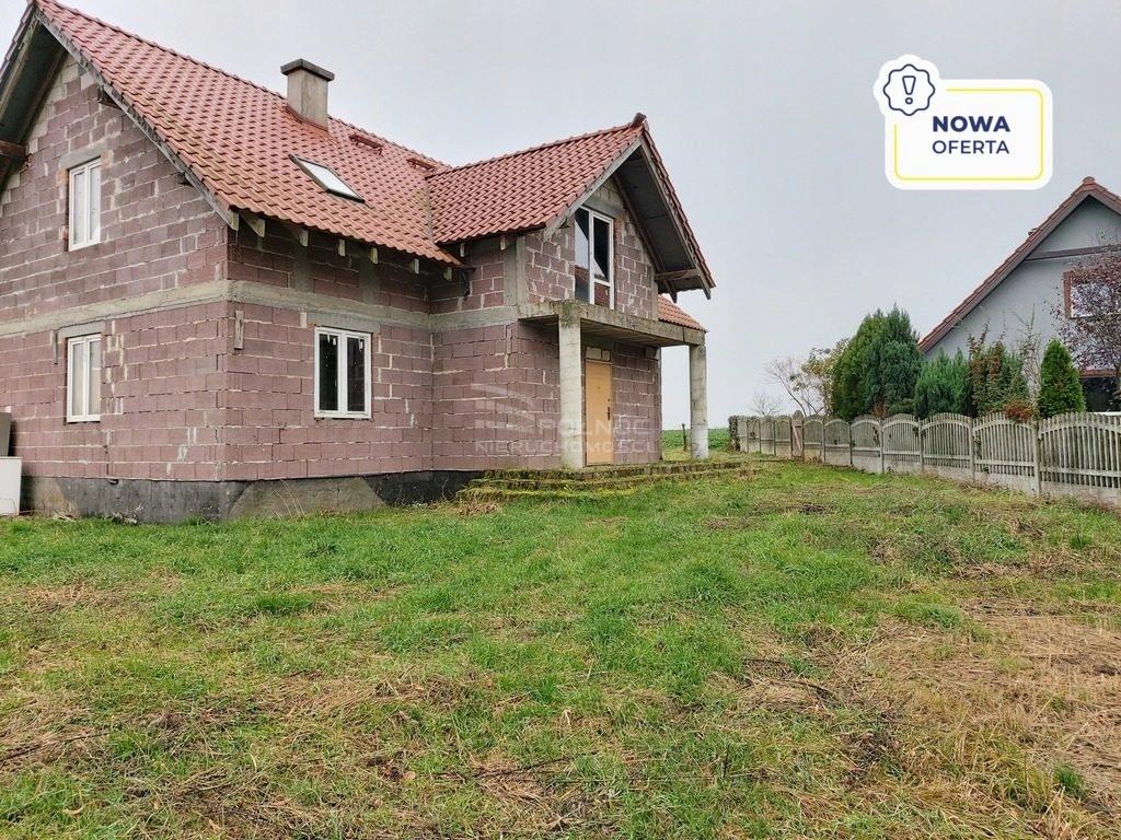 Dom, Siekierowice, Dobroszyce (gm.), 193 m²