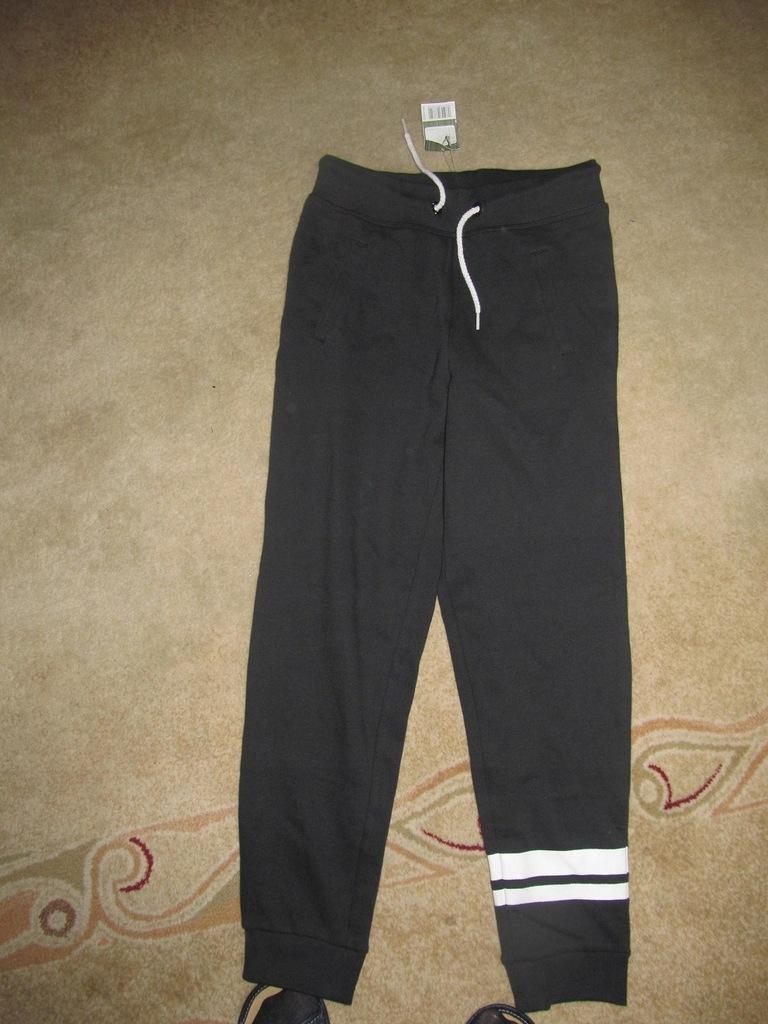 Adidas spodnie dresy dziewczęce r. 146 152 Galeria zdjęć i