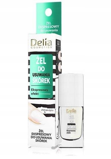 Delia Cosmetics Żel ekspresowy do usuwania skórek