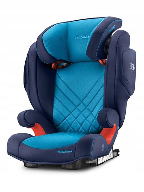 Fotelik Recaro Monza Nova 2 Seatfix 15-36kg Isofix