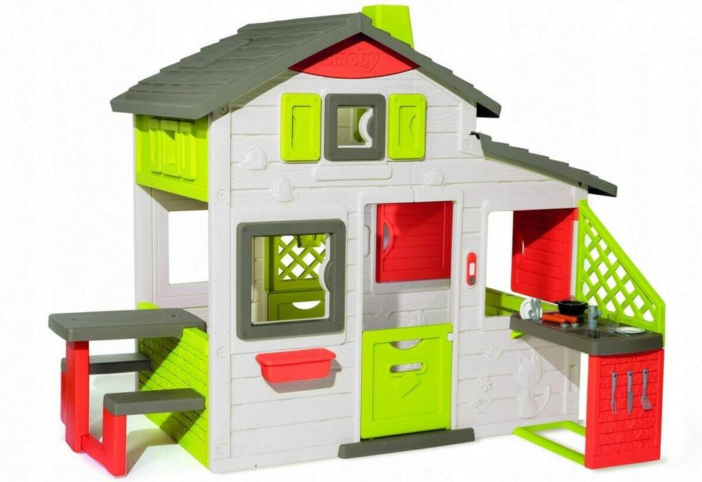 Domek Neo Friends z kuch nia
