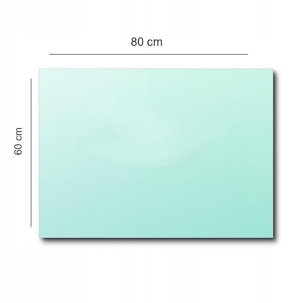 Szkło Hartowane Panel Szklany 60x80 Grube 6mm!