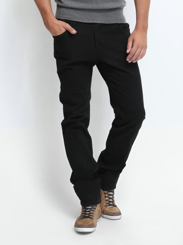 _St _Rewelacyjne eleganckie czarne spodnie _R.38_!