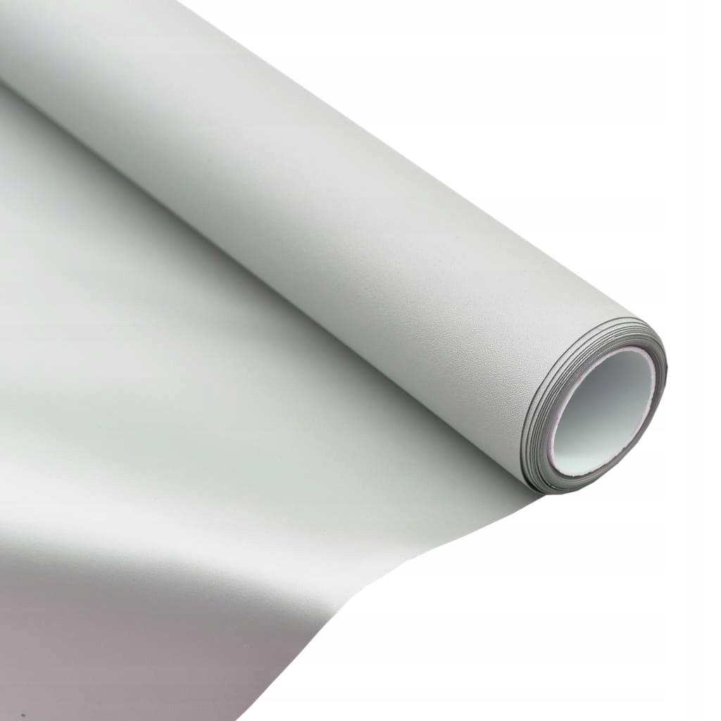 Tkanina na ekran projekcyjny, metaliczna, PVC, 60