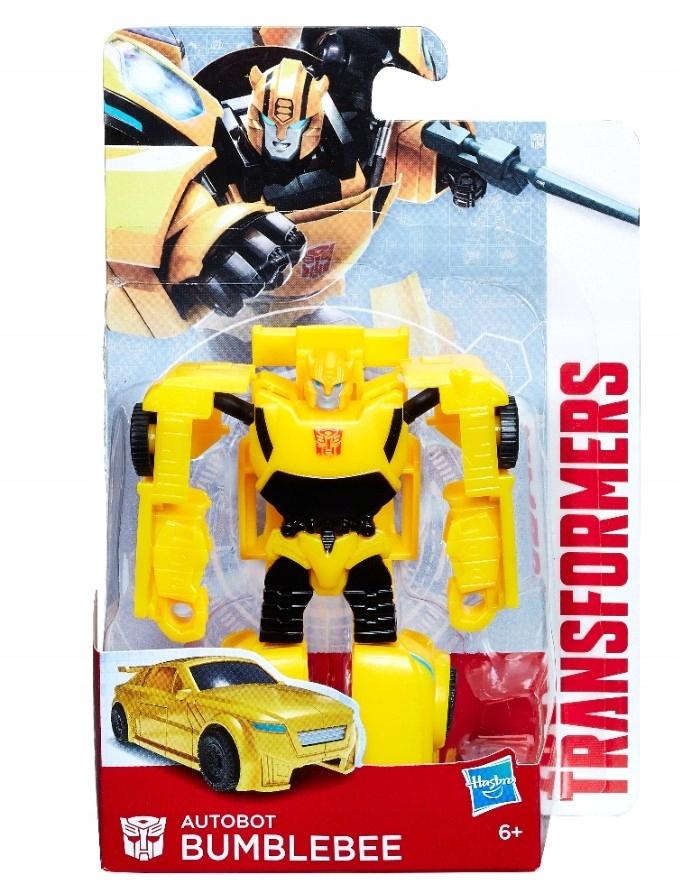 Figurka Transformers Authentics Bravo Bumblebee