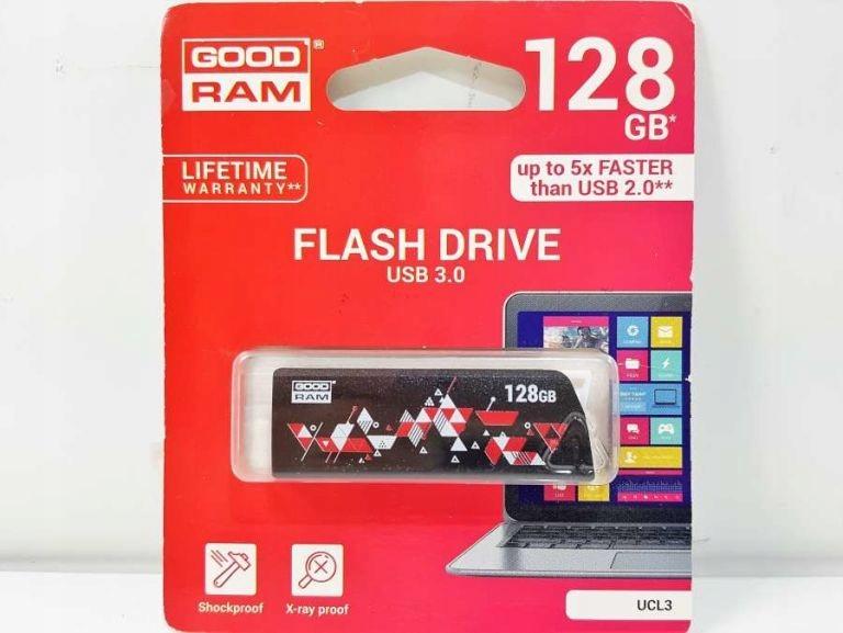 GOODRAM PENDRIVE 128GB USB 3.0