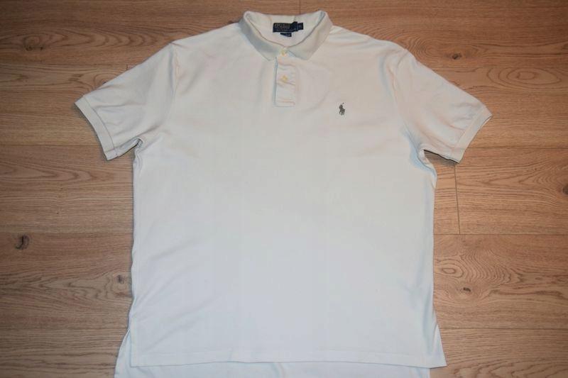 RALPH LAUREN męska koszulka polo ~ XL