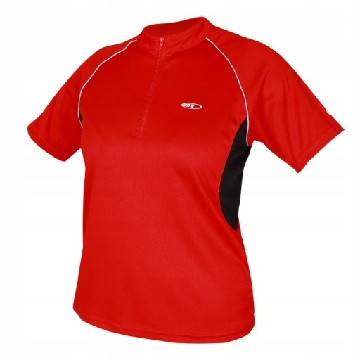 Koszulka rowerowa MARTES LADY ELENA r. XS czerwony