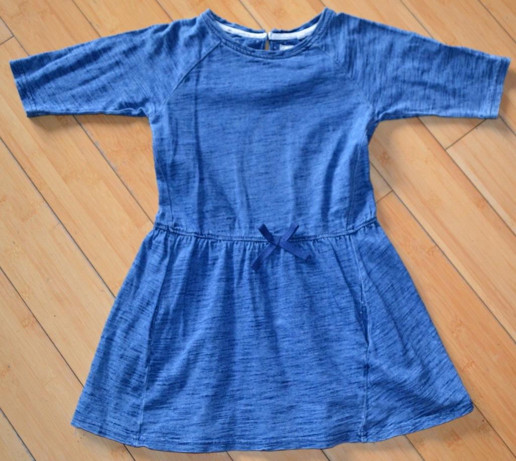 Sukienka NEXT rozmiar 122