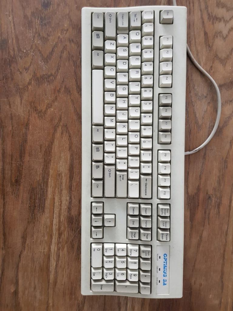 Stara klawiatura Optimus