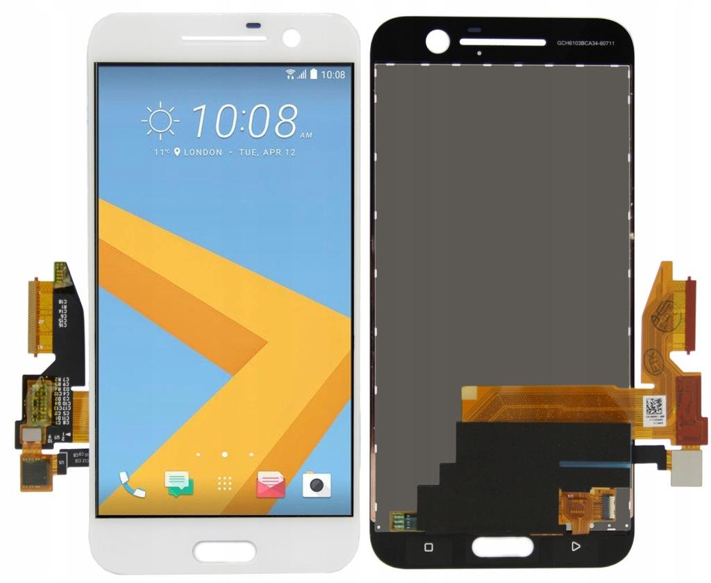 DOTYK PANEL EKRAN WYŚWIETLACZ LCD HTC ONE 10 M10