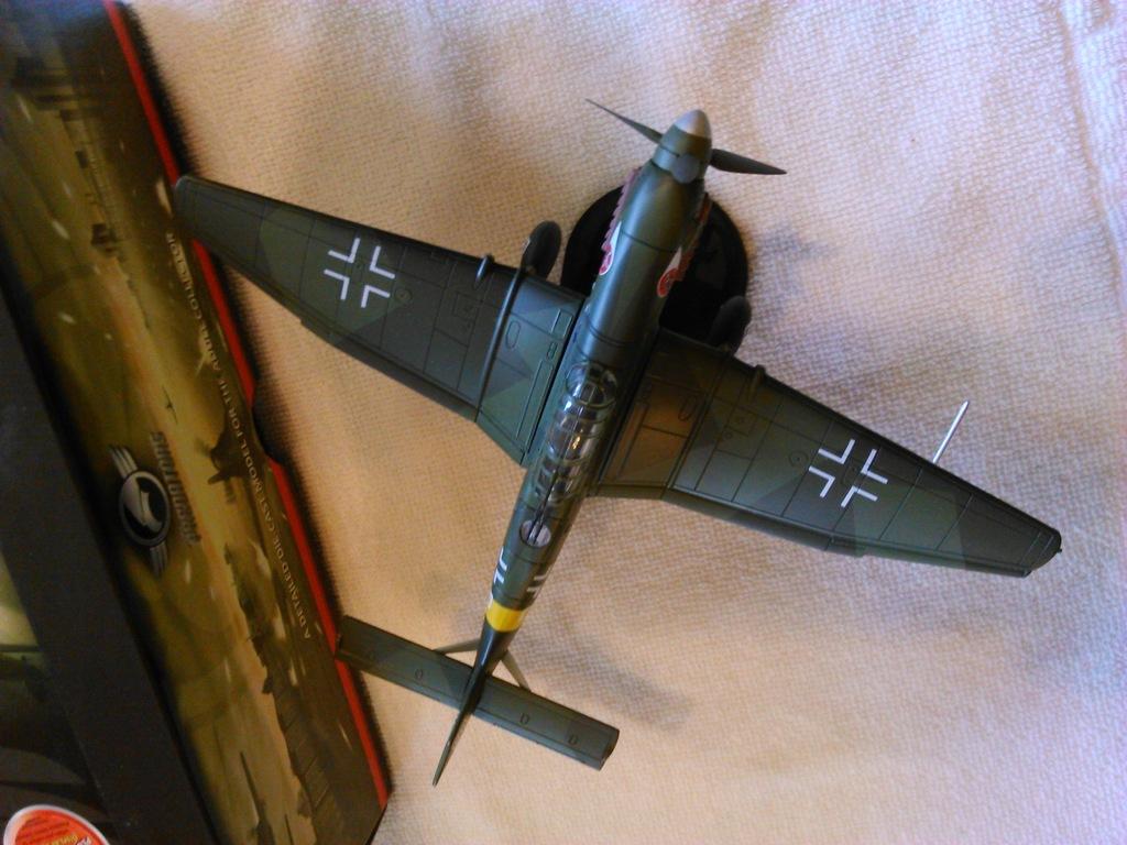 Ju 87D Corgi