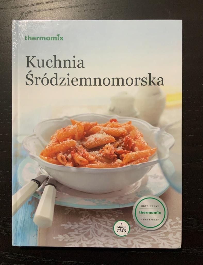 Kuchnia Śródziemnomorska Książka Thermomix