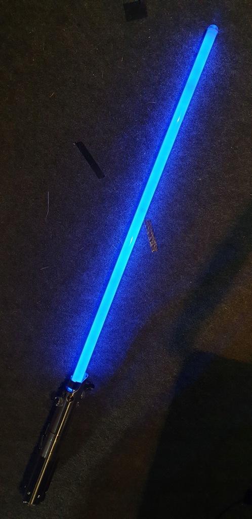 Miecz Swietlny Rey Luke Skywalker Gwiezdne Wojny 8752186987 Oficjalne Archiwum Allegro