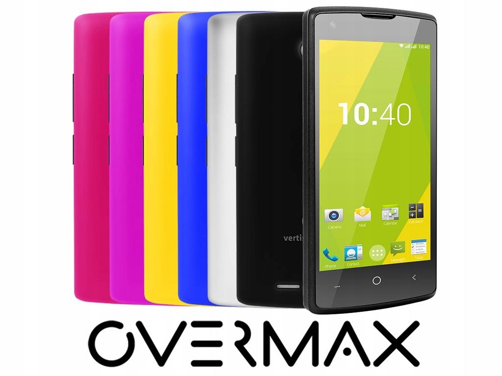 Smartfon Overmax Vertis 4012 You czarny 4 GB