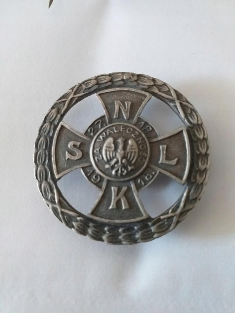 Krzyż powstańca poznańskiego