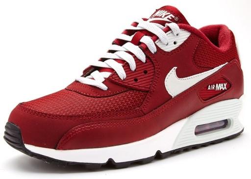 Nike Air Max 90 Essential Bordo 537384 605 R 42 5 7486998747 Oficjalne Archiwum Allegro
