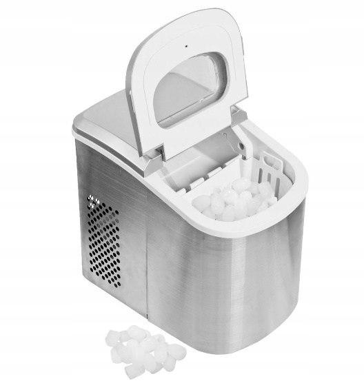 Kostkarka 12kg lodu bar zimne napoje produkcja lod