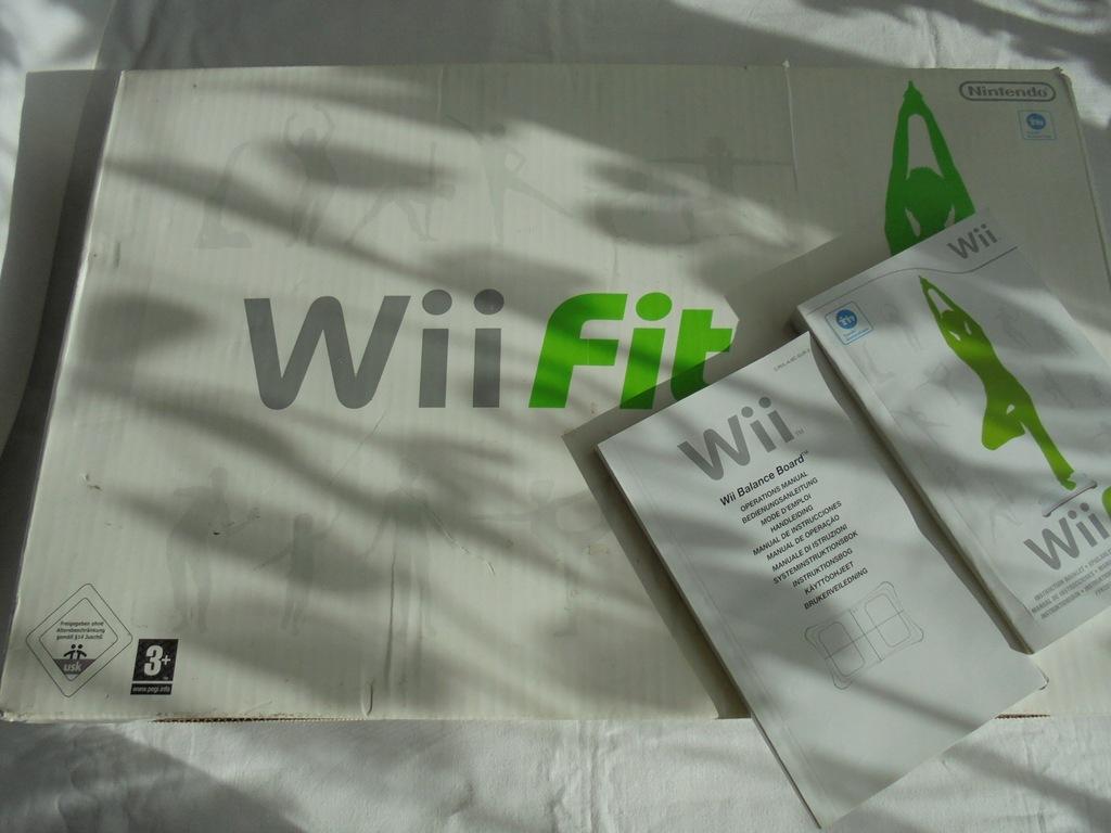 Wii Fit Balance Board Nintendo deska uszkodzona