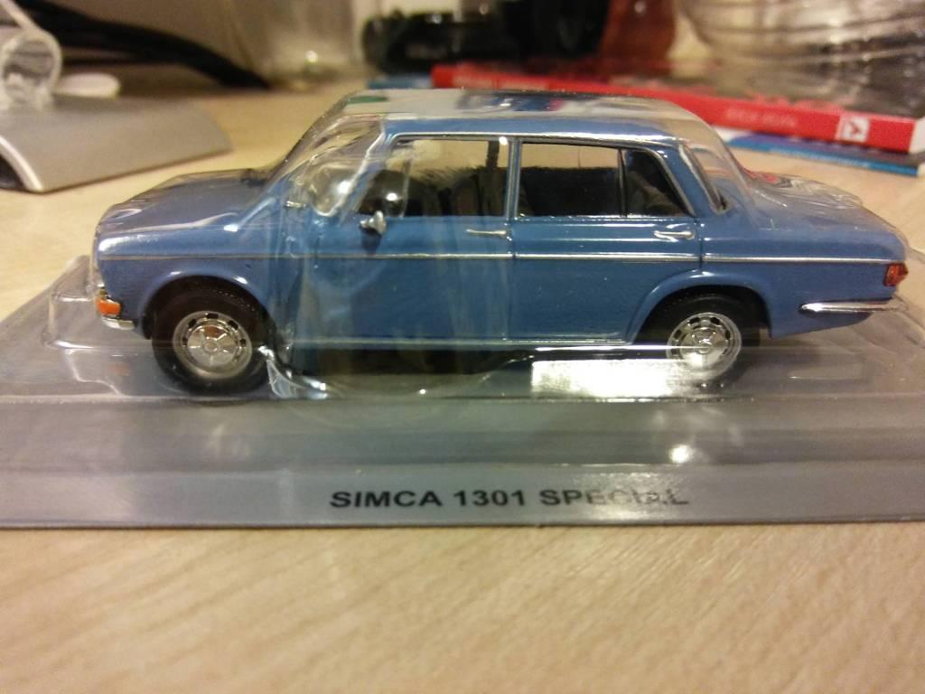 Simca 1301 Special (Blister)