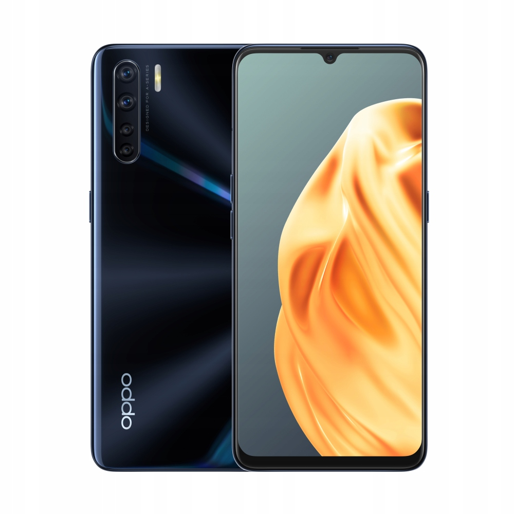 Smartfon Oppo A91 8 128gb Czarny 9149366838 Oficjalne Archiwum Allegro