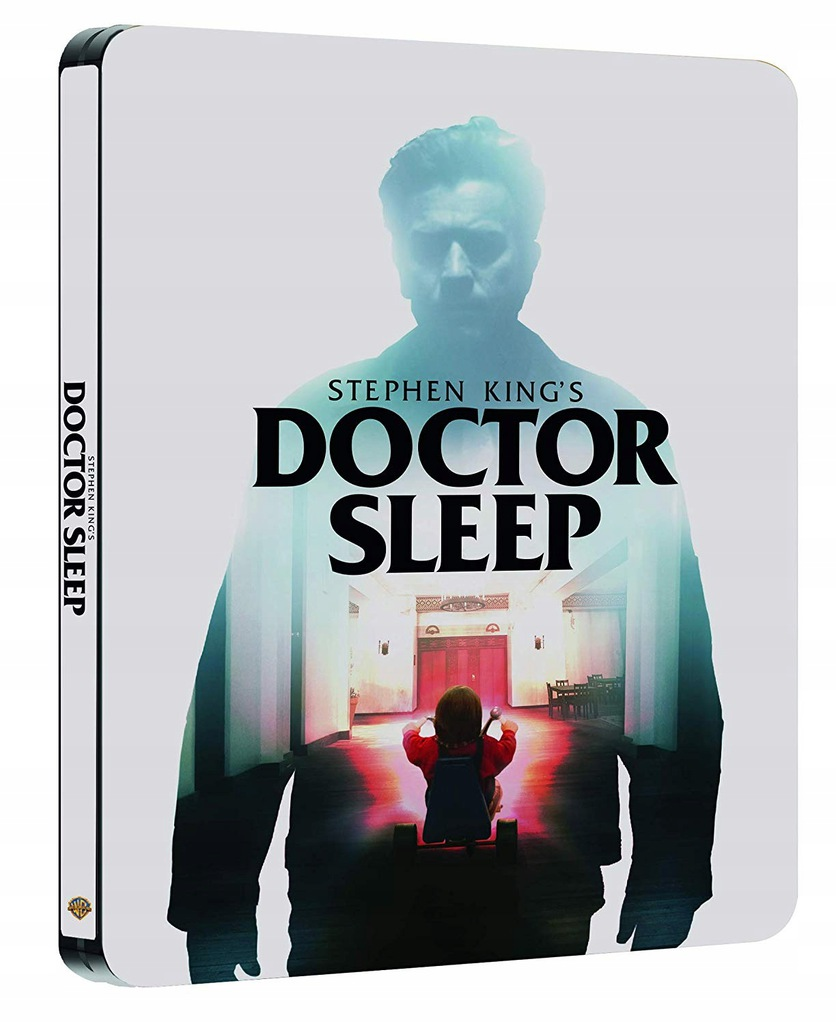 Doctor Sleep (4K UHD Steelbook) Doktor Sen (PL)