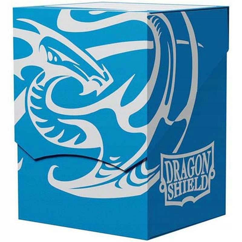 Pudełko Dragon Shield Deck Shell Niebieskie/Czarne
