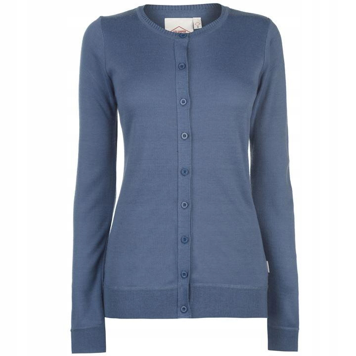 Sweter rozpinany Lee Cooper