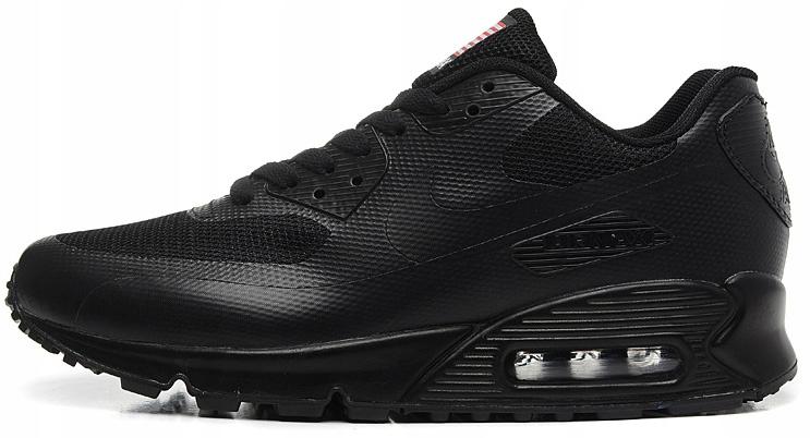 Buty Nike Air Max 90 Hyperfuse USA BLACK, roz. 39