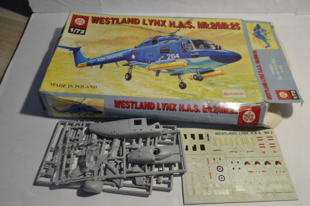 Lynx H .A.S MK 2/Mk25