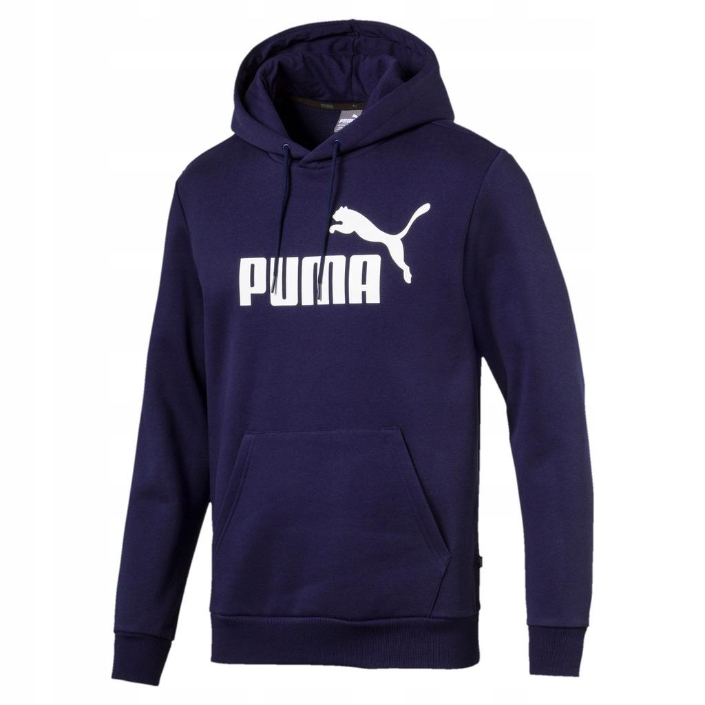 Bluza męska Puma ESS BIG LOGO FL 851743-06